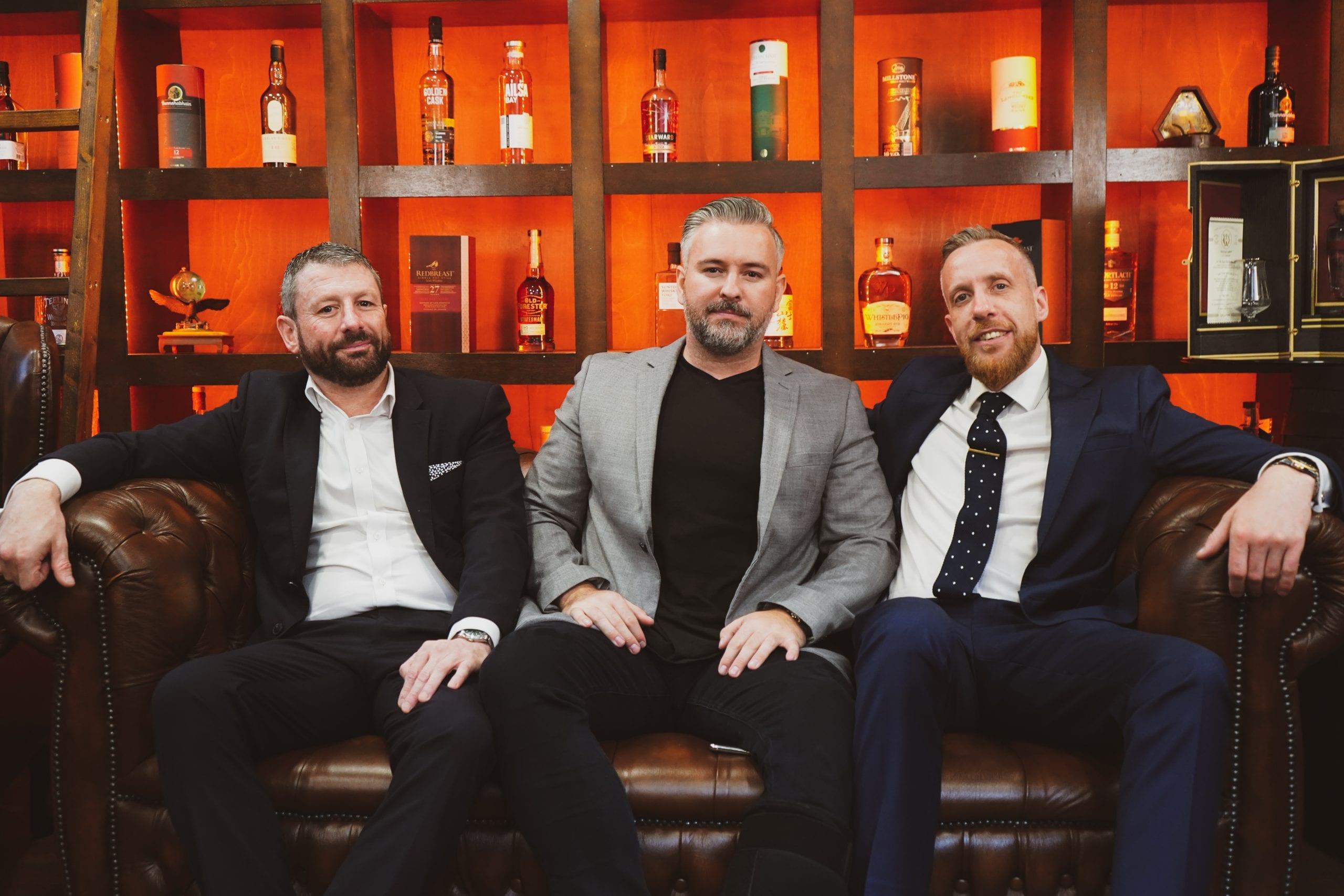 Whiskey & Wealth Club   Founders celebrate UKBA2020 wins