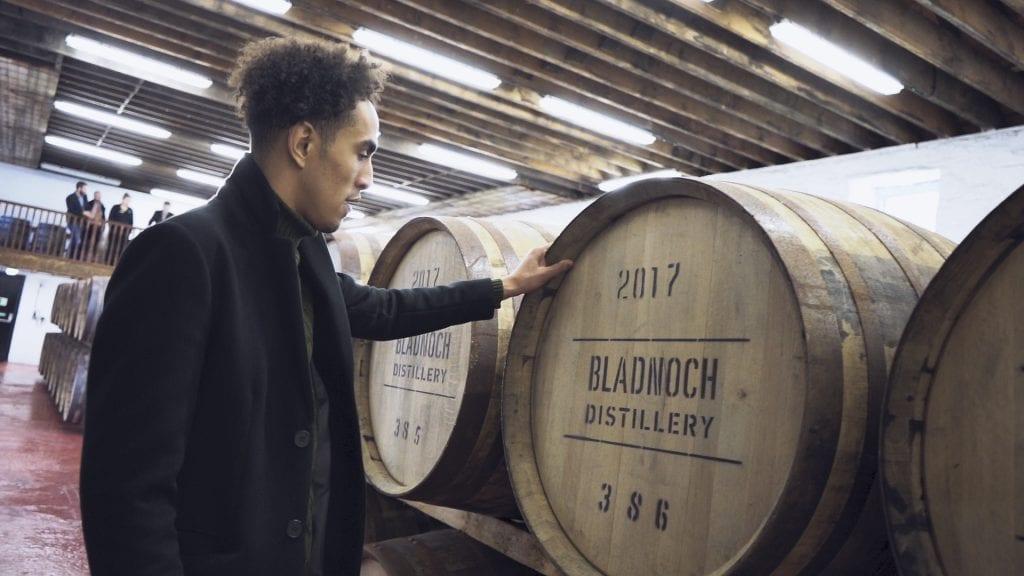 Whiskey & Wealth Club   Bladnoch distillery tour
