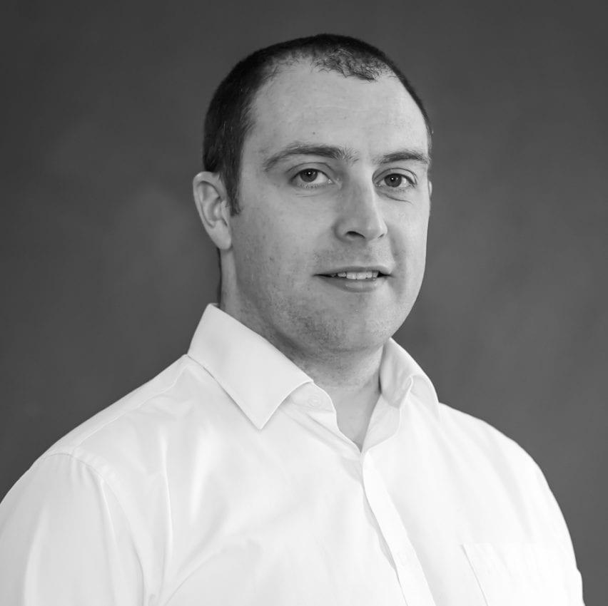 Simon Cox Financial Director