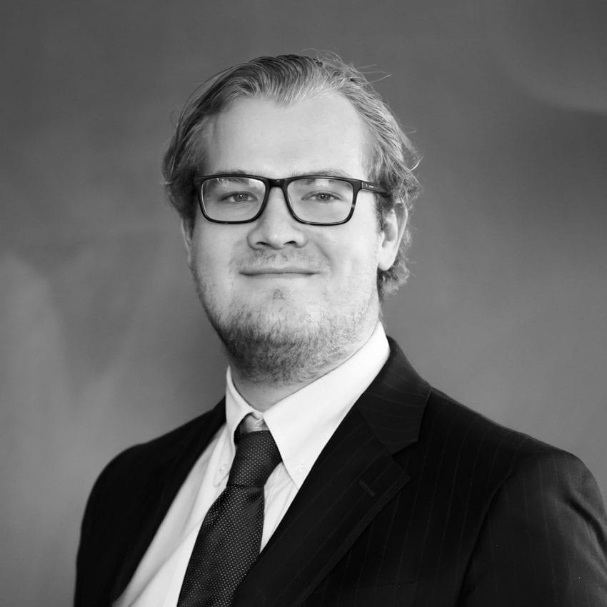 Theo Collins, Wealth Advisor
